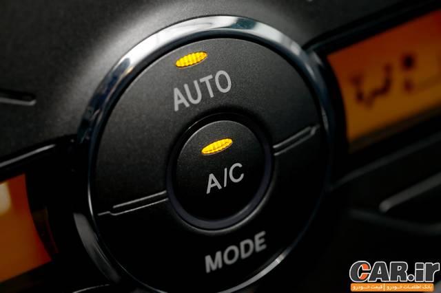 روش صحیح استفاده از کولر خودرو