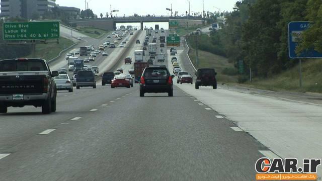 نکاتی در مورد رانندگی در بزرگراه ها