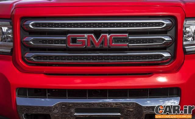 تست و بررسی GMC کانیون مدل 2015