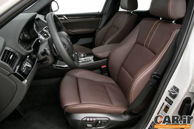 بررسی BMW X4 در ایران