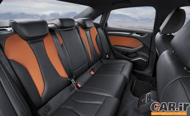 بررسی آئودی A3 1.8T مدل 2015