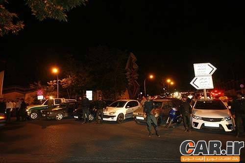 جزئیات طرح برخورد پلیس با خودروهای لوکس حادثه ساز