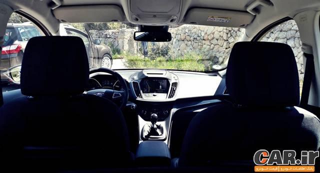 تجربه رانندگی با فورد S مکس 2015