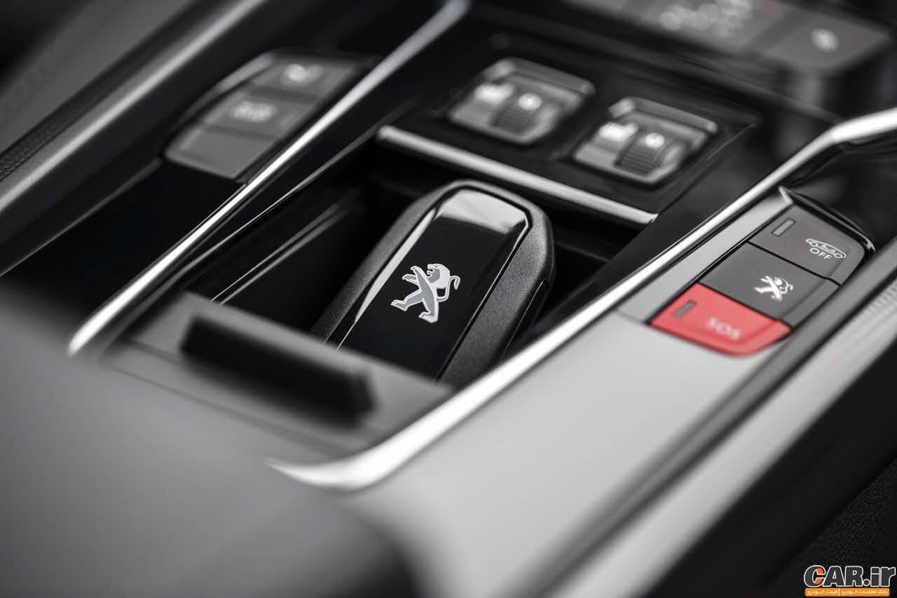 فیس لیفت جدید پژو 508   اخبار خودرو