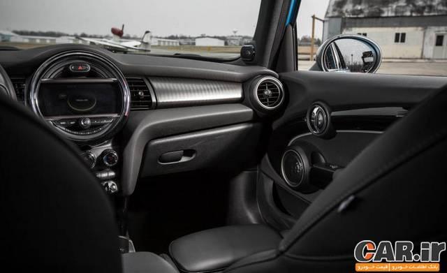 تست و بررسی مینی کوپر S چهار در اتوماتیک مدل 2015
