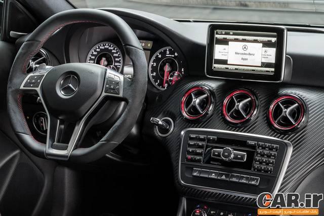 آئودی RS3 جدید، تهدیدی برای مرسدس A45 AMG