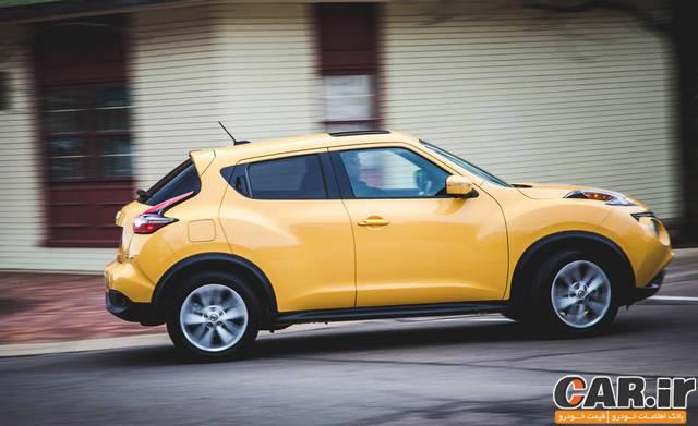 تست و بررسی نیسان جوک SL AWD مدل 2015