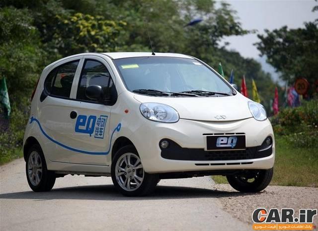 بررسی اولیه اولین خودرو برقی در بازار ایران