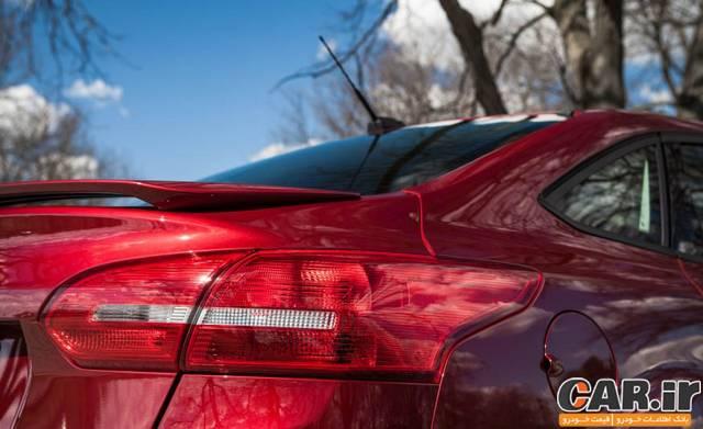 تست و بررسی فورد فوکوس اکوبوست مدل 2015