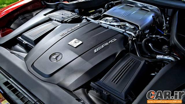 بررسی مرسدس AMG GT S
