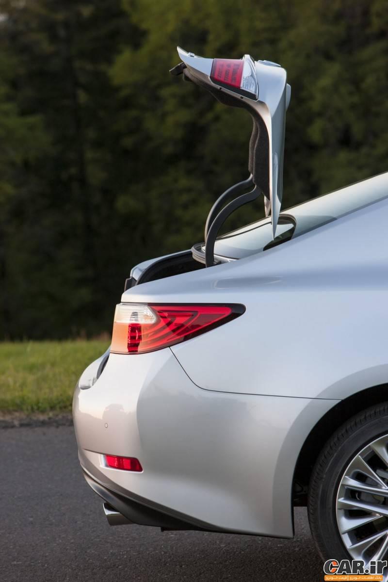 مروری بر Lexus ES350