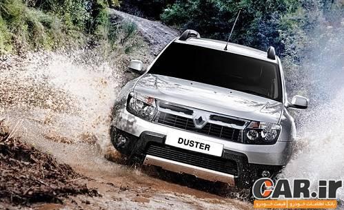پیش فروش رنو داستر 4WD اتوماتیک مدل 2016