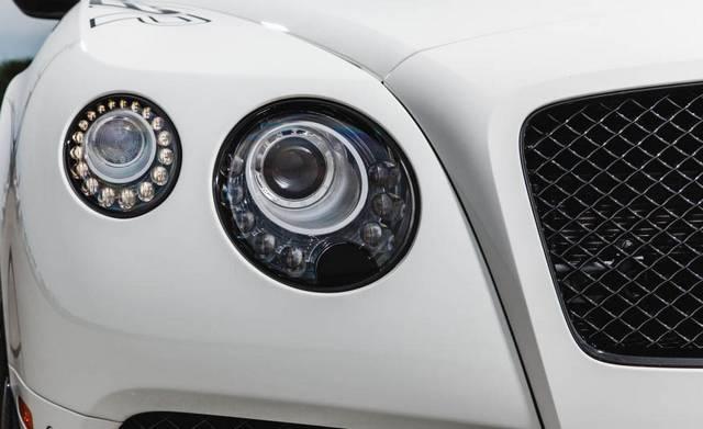 تست و بررسی بنتلی کانتیننتال GT3