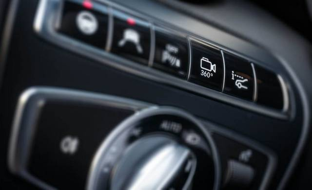 اولین تجربه رانندگی با مرسدس GLC