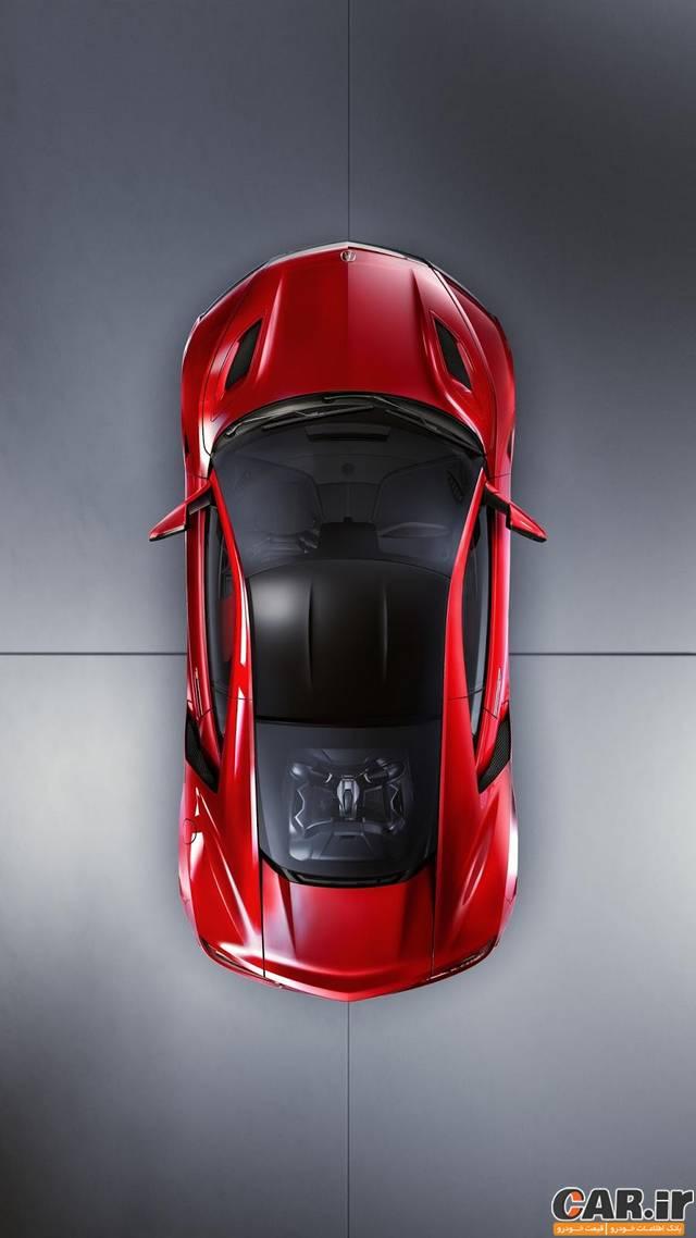 رونمایی از آکورا NSX جدید در نمایشگاه دیترویت 2015