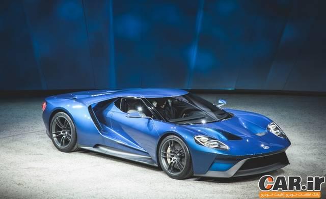 مروری بر خودروهای شرکت کننده در نمایشگاه دیترویت 2015