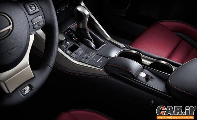 تست و بررسی لکسوسNX200t  و مقایسه با BMW X3