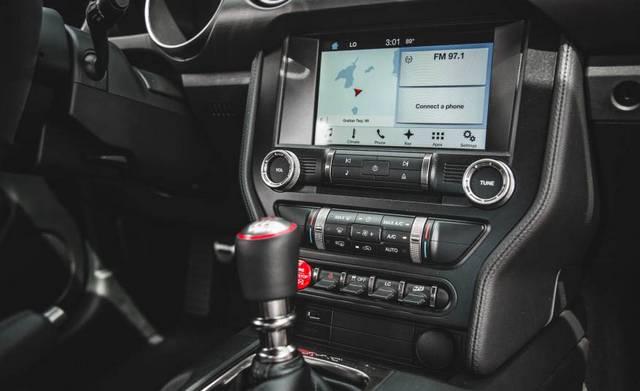 اولین تجربه رانندگی با شلبی موستانگ GT350R