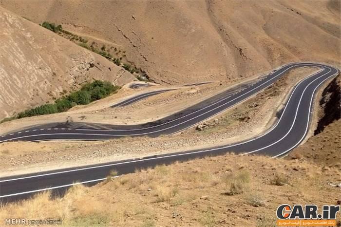 جاده کمکی چالوس افتتاح می شود