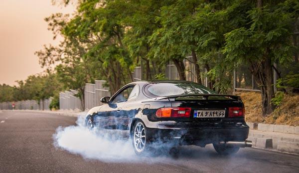 تجربه رانندگی با تویوتا GT86 و تویوتا سلیکا دهه 90
