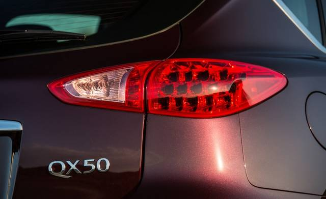 نگاهی به اینفینیتی QX50
