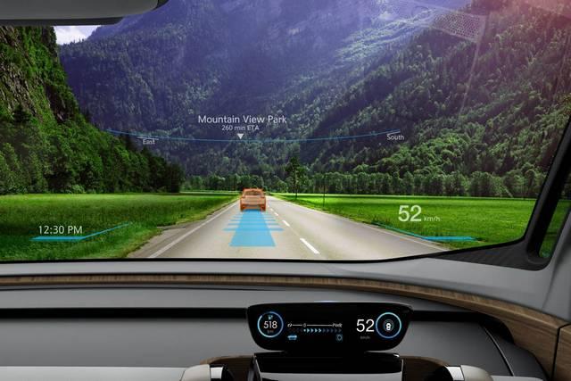 معرفی نیسان IDS با رانندگی خودکار