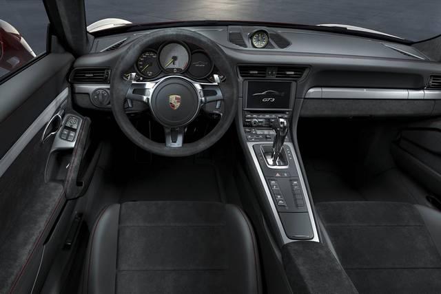 نسل بعدی پورشه GT3 با گیربکس دستی