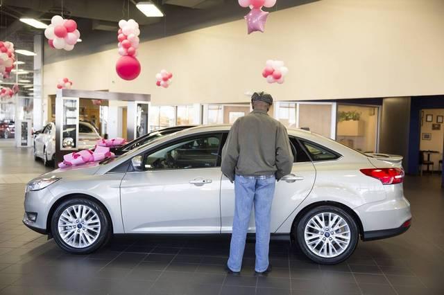 فروش خودرو در آمریکا در ماه اکتبر رکورد شکنی کرد