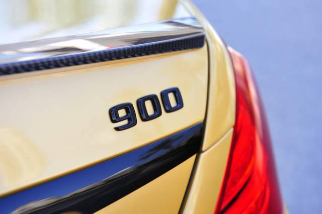 راکت 900 برابوس، نسخه طلایی کویر
