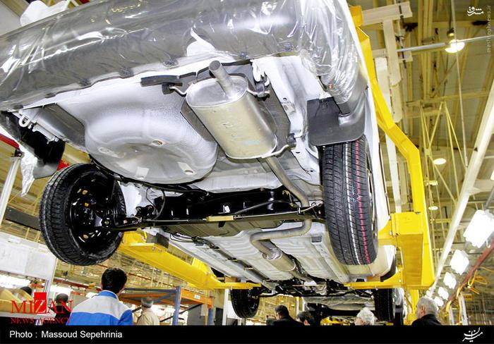 نتیجه تصویری برای کارخانه خودرو