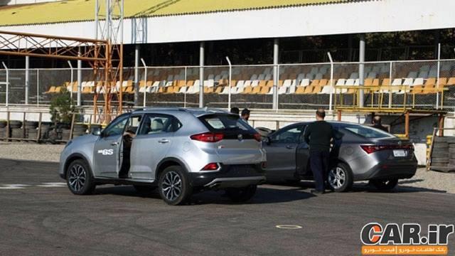 اولین تجربه رانندگی با MG GT