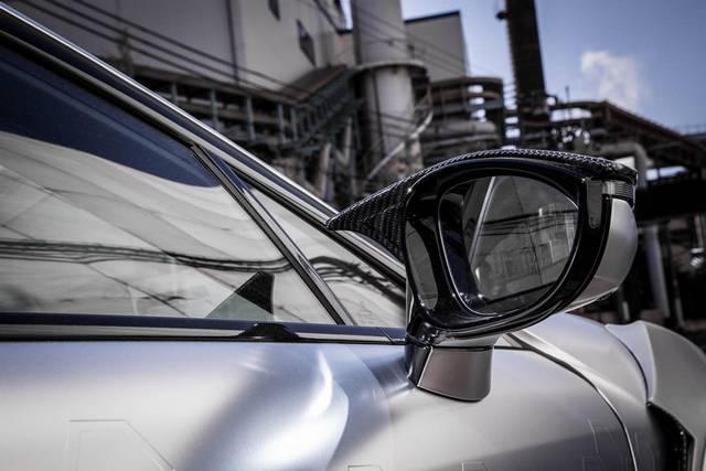 بی ام و i8 با تیونینگ انرژی موتور اسپرت