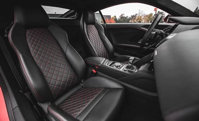تست و بررسی آئودی R8 V10 Plus مدل 2016