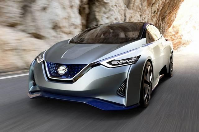 فناوری رانندگی خودکار رنو - نیسان