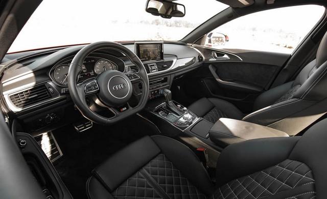 بررسی آئودی S6 مدل 2016
