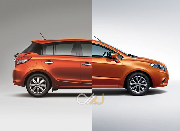 جایگزینهای ارزان برای خودروهای گران قیمت؛ نسخه داخلی