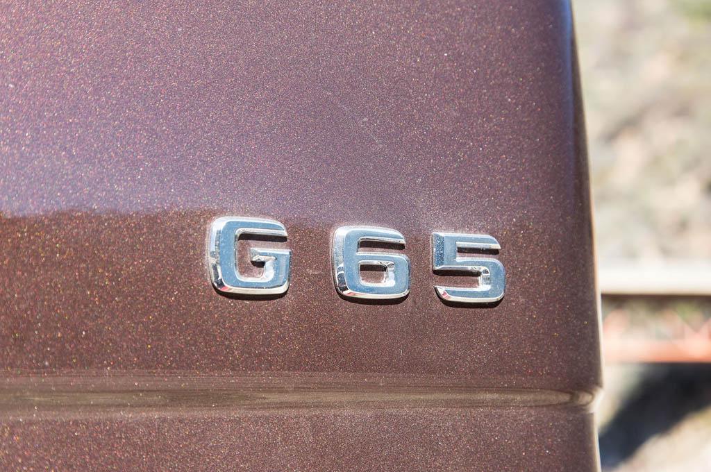 جدال FJ44 و مرسدس AMG G65