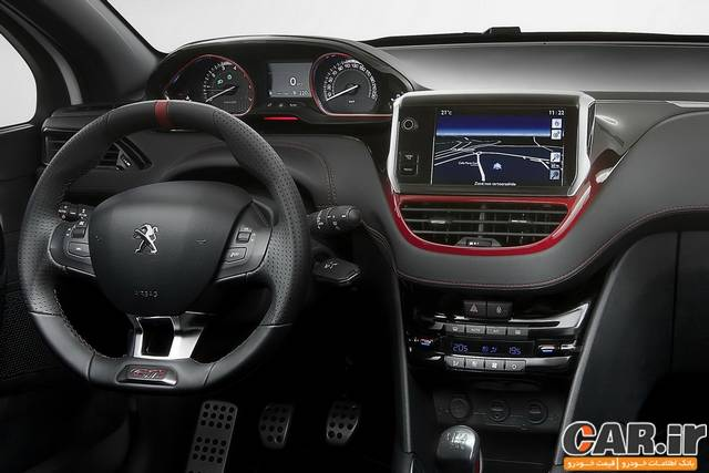 تجربه رانندگی با پژو 208 جی تی آی مدل 30 امین سالگرد