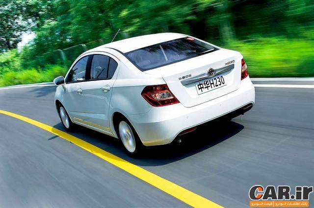 کیفیت خودروهای چینی