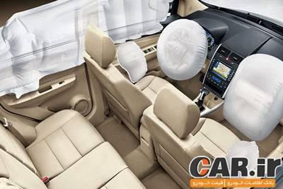 مشخصات فنی و امکانات خودروی برقی سابرینا