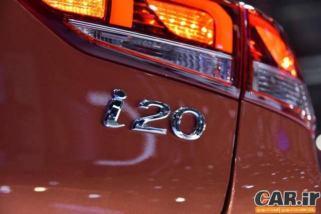 اولین مدل 3 درب هیوندا i20