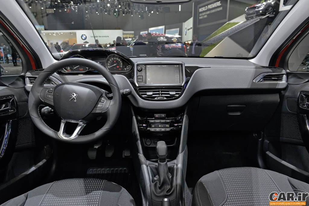 208 for Peugeot 208 interior 2017