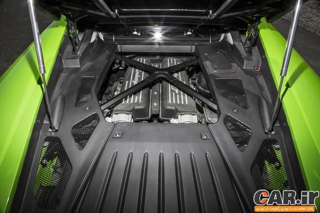 اولین تست لامبورگینی اوراکان توسط موتور ترند