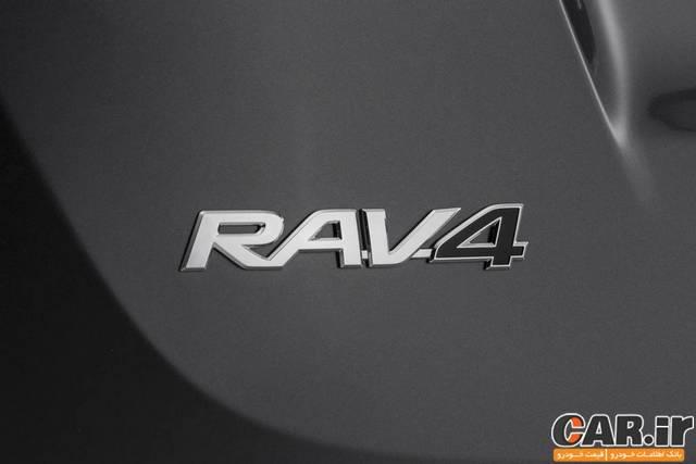 تست و بررسی تویوتا RAV4 مدل 2015