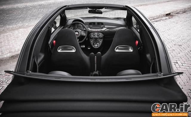 تست و بررسی فیات 500C مدل 2015