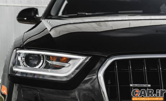 تست و بررسی آئودی Q3 کوآترو مدل 2015
