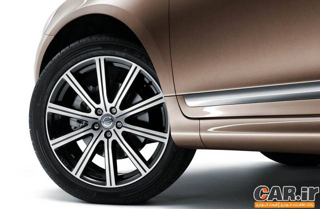 بررسی ولوو XC60 T6 مدل 2015