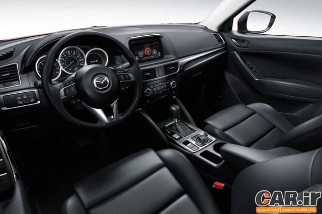 بررسی مزدا CX-5 مدل 2016