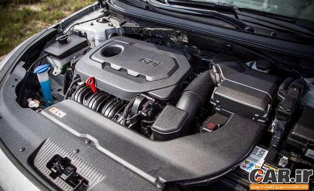 بررسی هیوندا سوناتا 2.4 لیتر مدل 2015